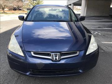 2004 Honda Accord for sale at Affordable Dream Cars in Lake City GA