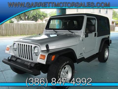 2004 Jeep Wrangler for sale in New Smyrna Beach, FL