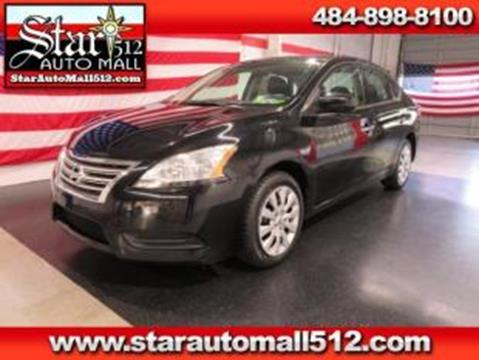 2014 Nissan Sentra for sale in Bethlehem, PA