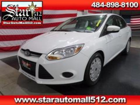 2014 Ford Focus for sale in Bethlehem, PA