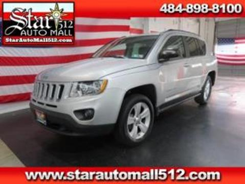 2012 Jeep Compass for sale in Bethlehem, PA