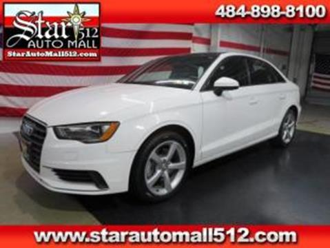 2016 Audi A3 for sale in Bethlehem, PA