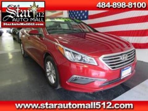 2015 Hyundai Sonata for sale in Bethlehem, PA