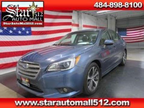 2015 Subaru Legacy for sale in Bethlehem, PA