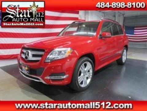 2014 Mercedes-Benz GLK for sale in Bethlehem, PA