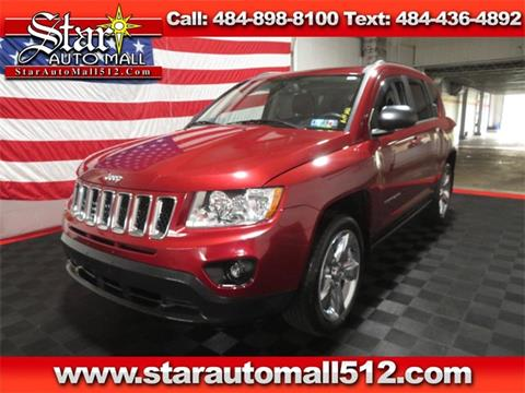 2013 Jeep Compass for sale in Bethlehem, PA