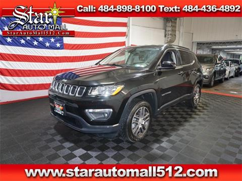 2018 Jeep Compass for sale in Bethlehem, PA