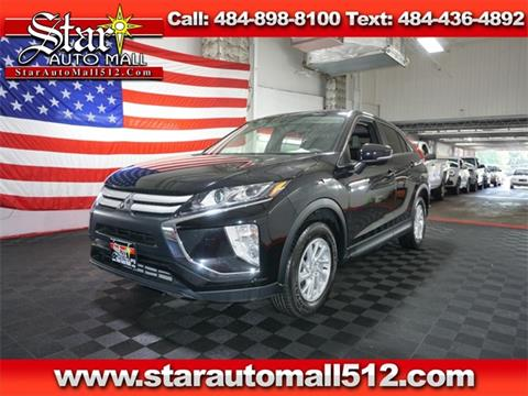 2018 Mitsubishi Eclipse Cross for sale in Bethlehem, PA