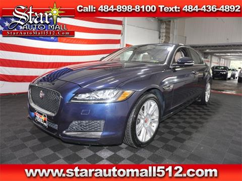 2016 Jaguar XF for sale in Bethlehem, PA