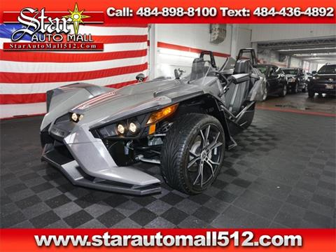 2016 Polaris Slingshot for sale in Bethlehem, PA