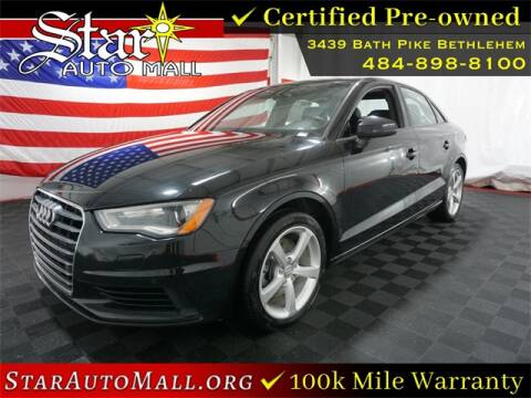 Star Auto Mall 512 >> Audi A3 For Sale In Bethlehem Pa Star Auto Mall 512