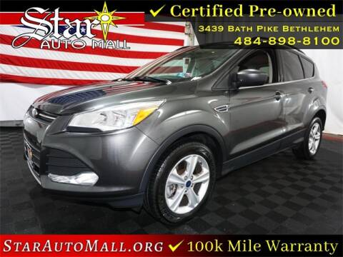 2016 Ford Escape for sale at STAR AUTO MALL 512 in Bethlehem PA