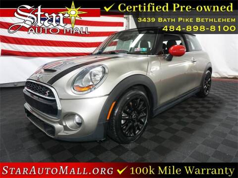2017 MINI Hardtop 2 Door for sale at STAR AUTO MALL 512 in Bethlehem PA