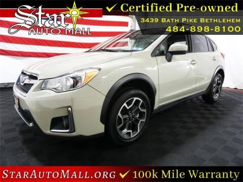 2016 Subaru Crosstrek for sale at STAR AUTO MALL 512 in Bethlehem PA