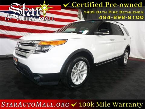 2013 Ford Explorer for sale at STAR AUTO MALL 512 in Bethlehem PA