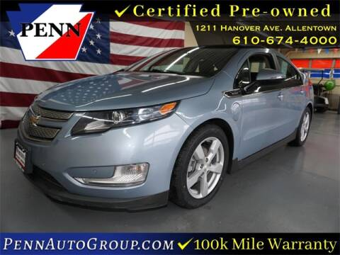 2015 Chevrolet Volt for sale at STAR AUTO MALL 512 in Bethlehem PA