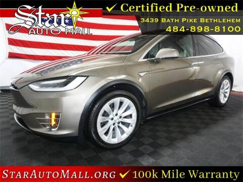 2016 Tesla Model X for sale at STAR AUTO MALL 512 in Bethlehem PA