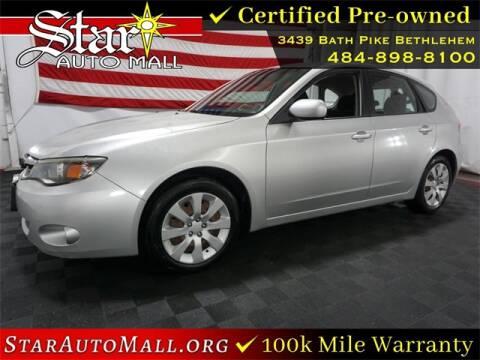 2011 Subaru Impreza for sale at STAR AUTO MALL 512 in Bethlehem PA
