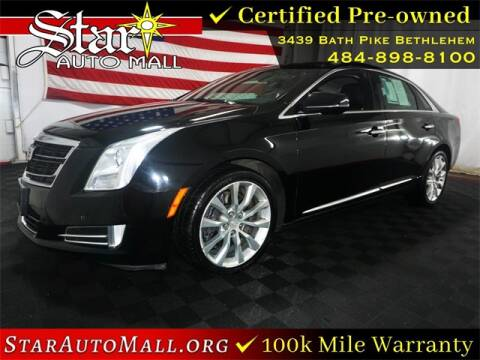 2016 Cadillac XTS for sale at STAR AUTO MALL 512 in Bethlehem PA