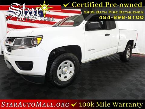 2015 Chevrolet Colorado for sale at STAR AUTO MALL 512 in Bethlehem PA