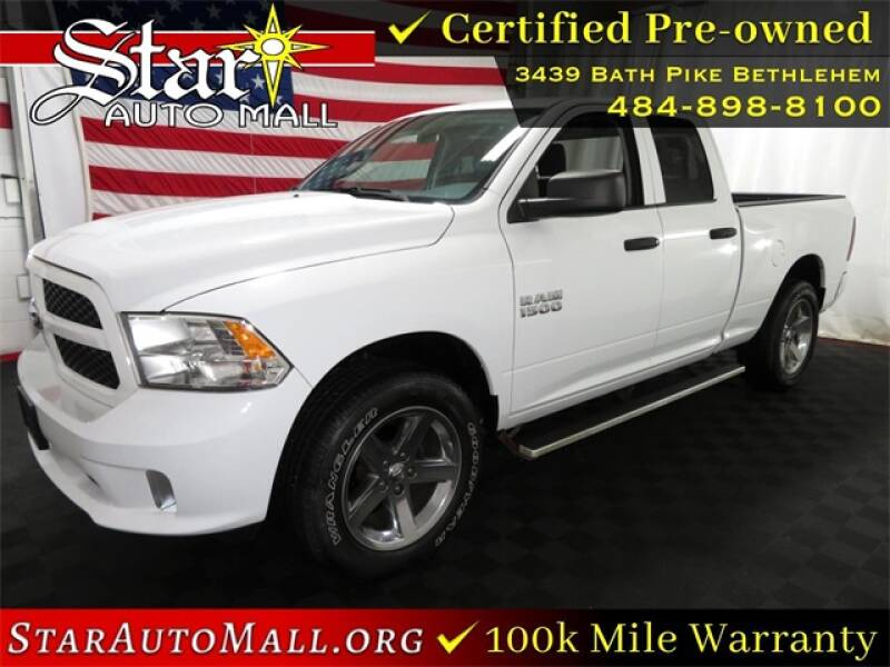 2017 RAM Ram Pickup 1500 for sale at STAR AUTO MALL 512 in Bethlehem PA