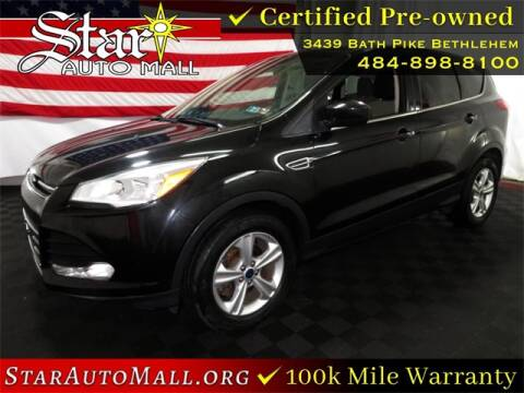 2014 Ford Escape for sale at STAR AUTO MALL 512 in Bethlehem PA