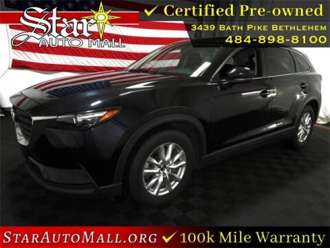 2016 Mazda CX-9 for sale at STAR AUTO MALL 512 in Bethlehem PA