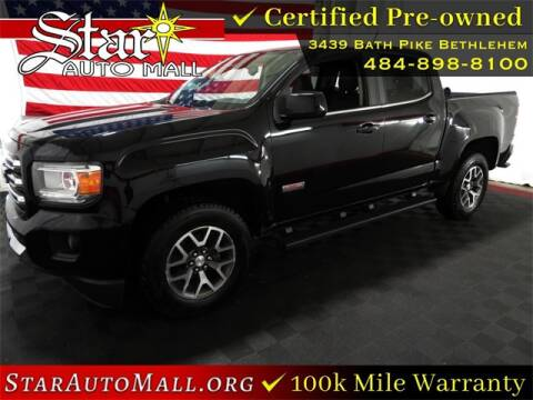 2015 GMC Canyon for sale at STAR AUTO MALL 512 in Bethlehem PA