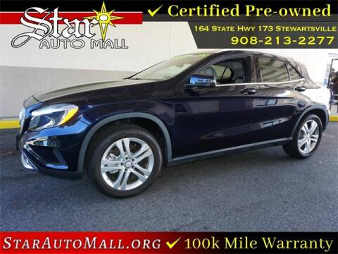 2017 Mercedes-Benz GLA for sale at STAR AUTO MALL 512 in Bethlehem PA