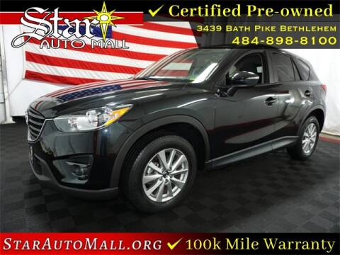 2016 Mazda CX-5 for sale at STAR AUTO MALL 512 in Bethlehem PA