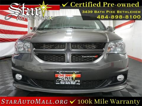 2019 Dodge Grand Caravan for sale at STAR AUTO MALL 512 in Bethlehem PA