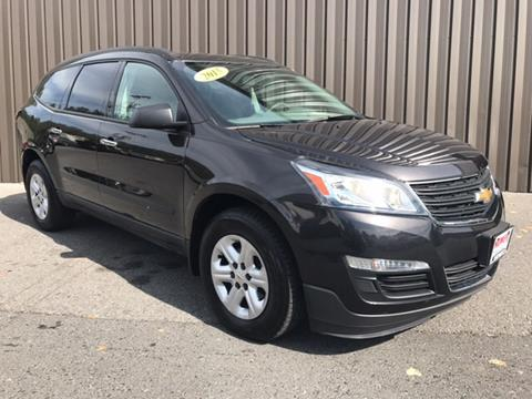 2015 Chevrolet Traverse for sale in Saratoga Springs, NY