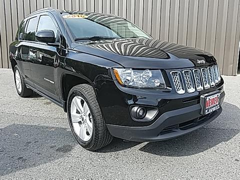 2016 Jeep Compass for sale in Saratoga Springs, NY
