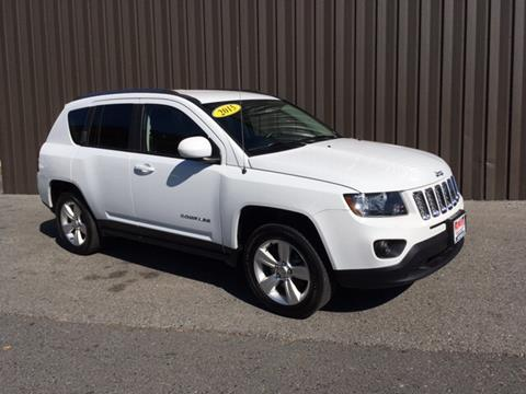 2015 Jeep Compass for sale in Saratoga Springs, NY