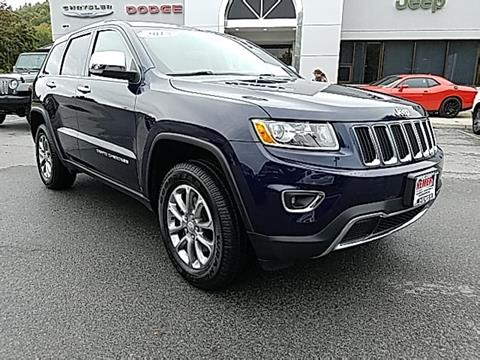 2015 Jeep Grand Cherokee for sale in Saratoga Springs, NY