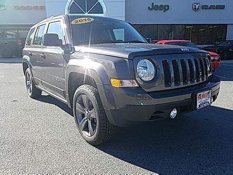 2015 Jeep Patriot for sale in Saratoga Springs, NY
