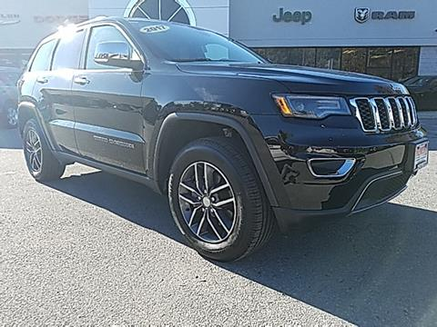 2017 Jeep Grand Cherokee for sale in Saratoga Springs, NY