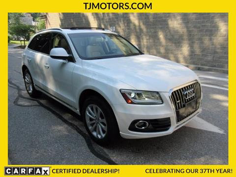 2014 Audi Q5 for sale in New London CT