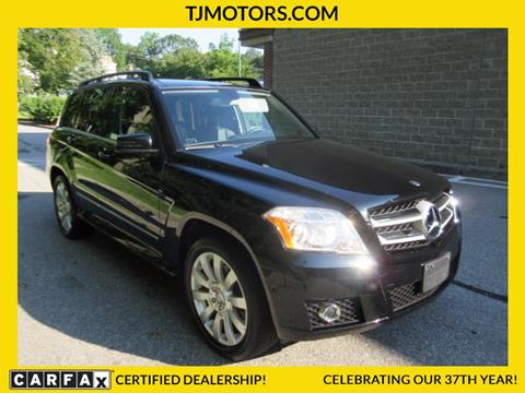 2010 Mercedes-Benz GLK for sale in New London, CT