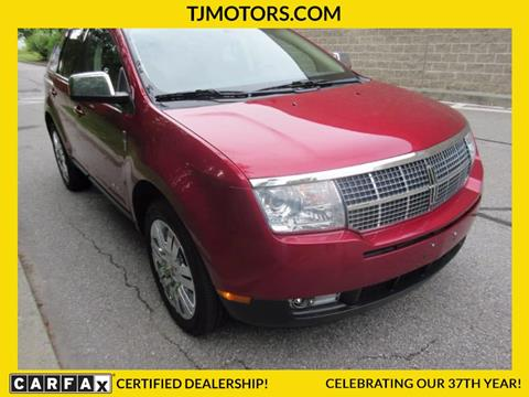 2008 Lincoln MKX for sale in New London, CT