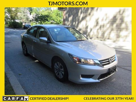 2015 Honda Accord for sale in New London CT