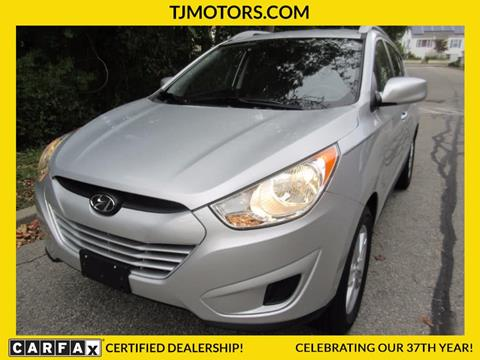 2010 Hyundai Tucson for sale in New London CT