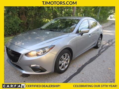 2014 Mazda MAZDA3 for sale in New London CT