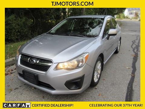 2014 Subaru Impreza for sale in New London, CT