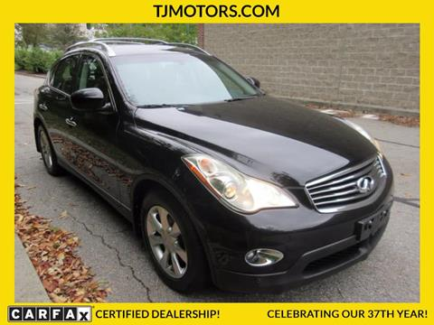 2008 Infiniti EX35 for sale in New London, CT