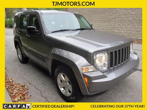 2012 Jeep Liberty for sale in New London CT