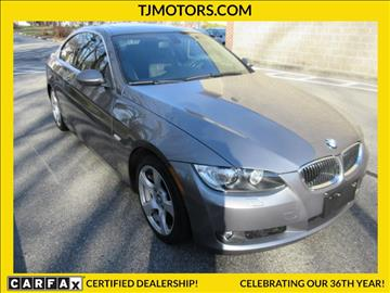 2007 BMW 3 Series for sale in New London, CT