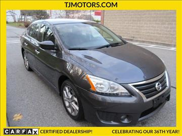 2013 Nissan Sentra for sale in New London, CT