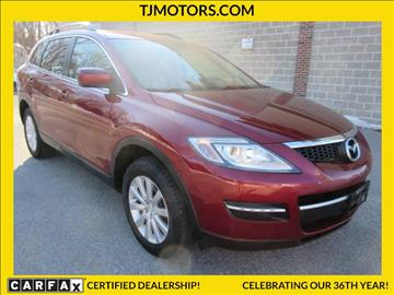 2009 Mazda CX-9 for sale in New London, CT