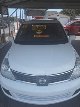 2011 Nissan Versa for sale in Luling, LA